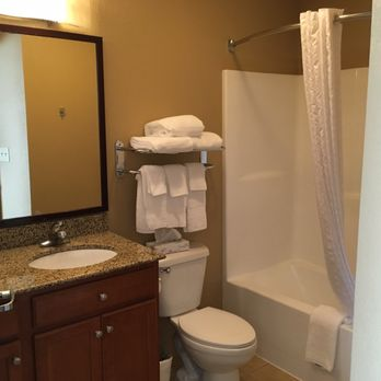 Wonderful Bath Room Floor Huge Silkroad Exclusive Pomona 72 Inch Double Sink Bathroom Vanity Shaped Lighting Vanity Bathroom Master Bath Shower Dimensions Young Walk In Bathtubs For Seniors RedBathroom Faucet Removal Candlewood Suites Secaucus   Meadowlands   25 Photos \u0026amp; 14 Reviews ..