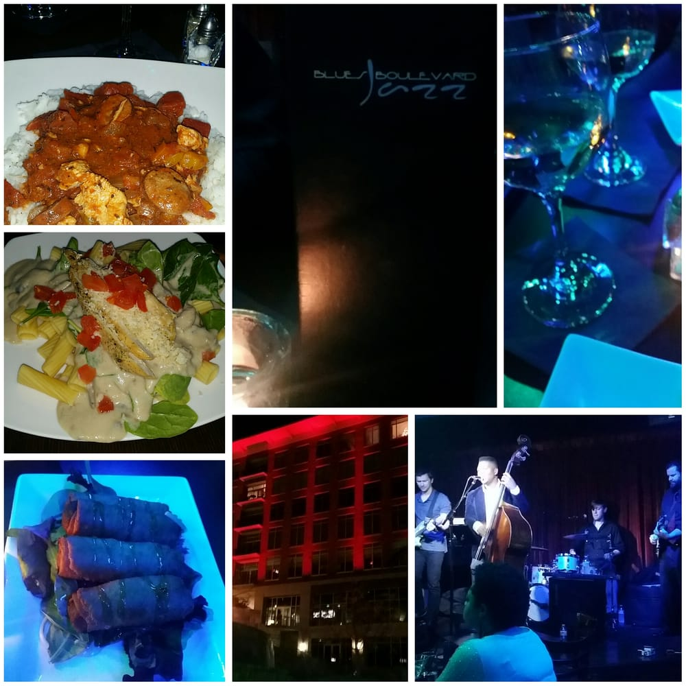 Blues Boulevard Jazz: 300 River St, Greenville, SC