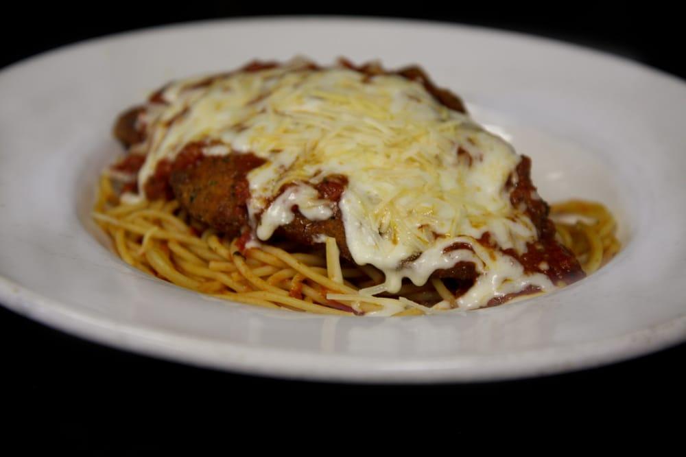 Chicken Parmigiana - Yelp