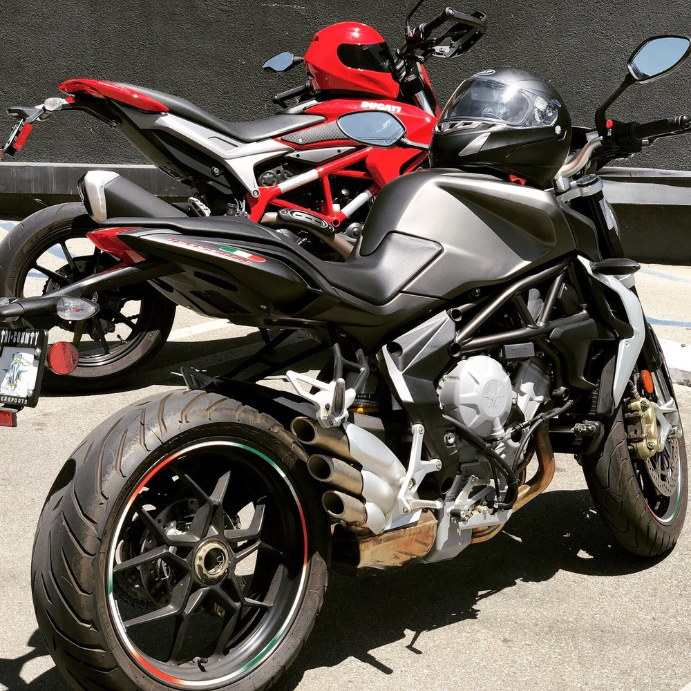 Motorcycle Performance Services - 4150 W Pico Blvd