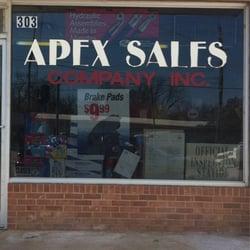 Apex Sales Auto Parts Amp Supplies 2524 Schieffelin Rd