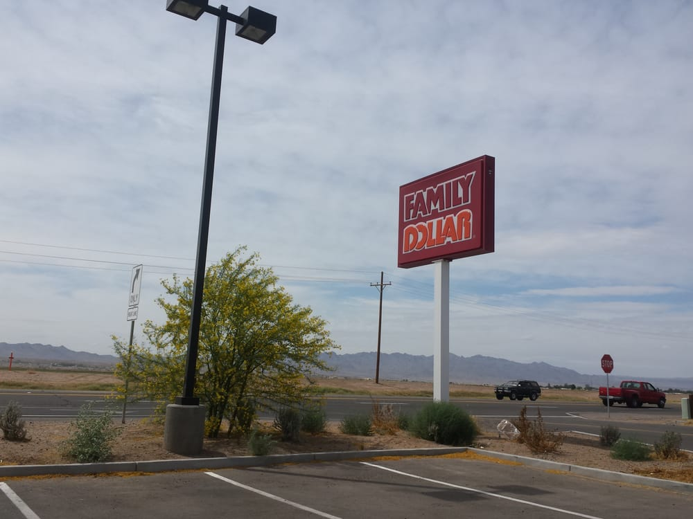 Family Dollar # 5908: 10244 Harbor Ave, Mohave Valley, AZ