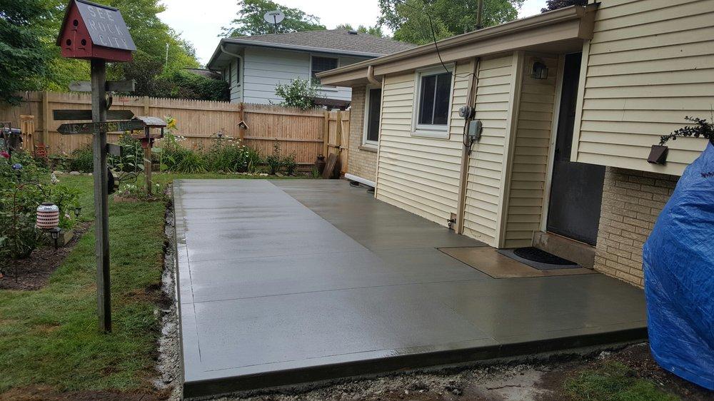 Professional Concrete: 7627 33rd Ave, Kenosha, WI