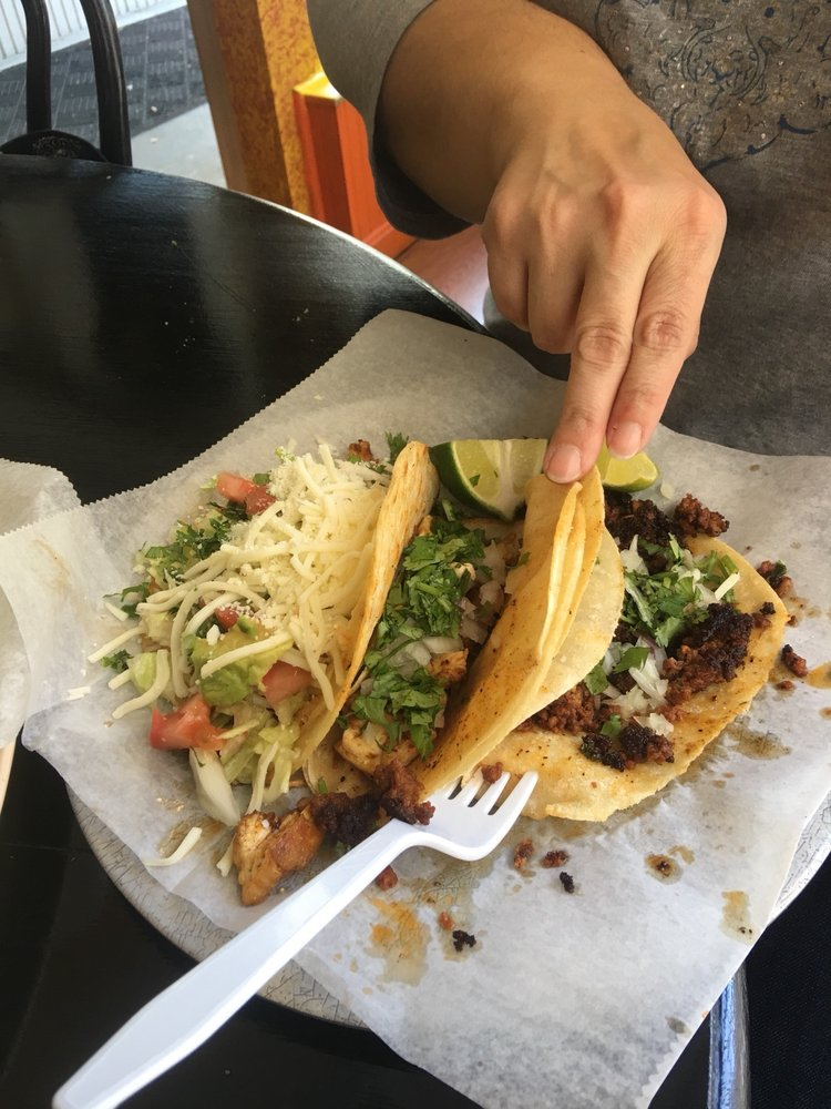 Food from Don Checko's Mexican Restaurant