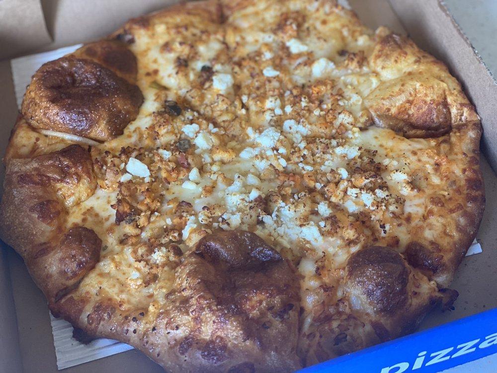 B.C. Pizza: 3695 S Straits Hwy, Indian River, MI