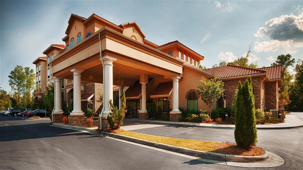 Best Western Plus Westgate Inn & Suites: 1120 Towne Lake Dr, Leland, NC