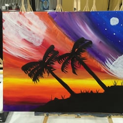 Painting with a Twist 13 s Paint & Sip El Camino