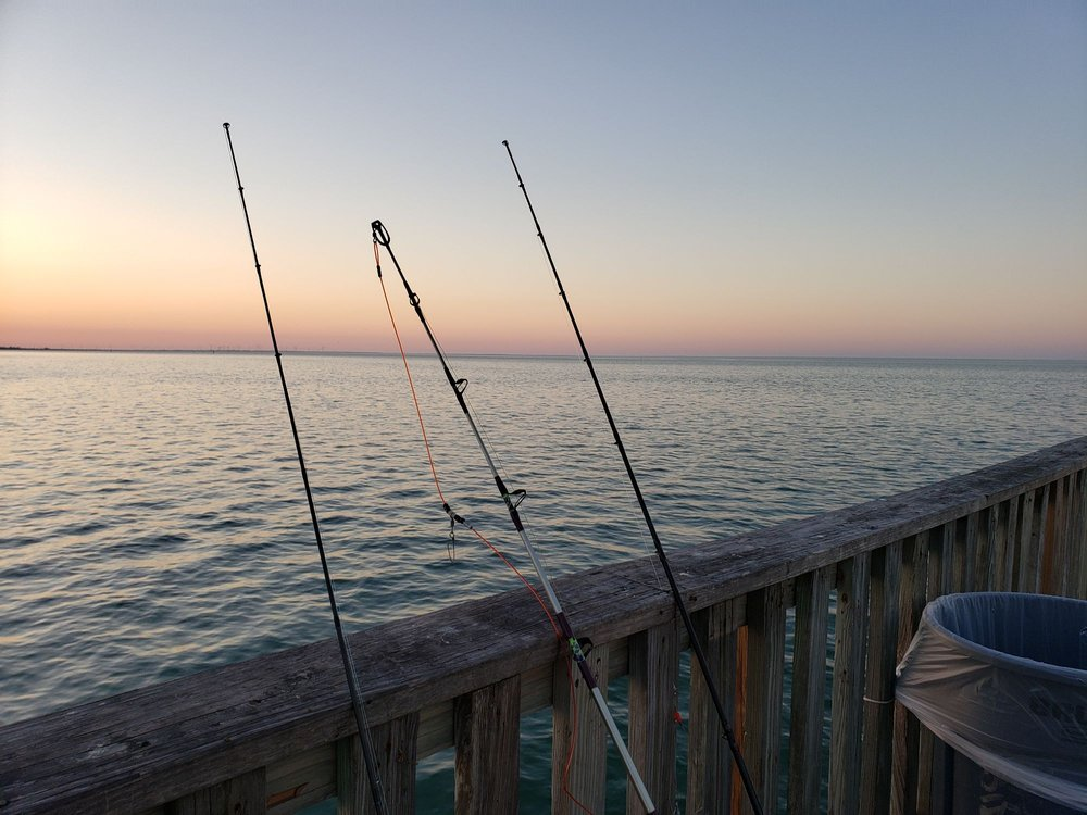 Pirate's Fishing Pier: 204 N Garcia St, Port Isabel, TX