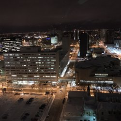 Photo Of Radisson Hotel Winnipeg Downtown Mb Canada Overlooking From