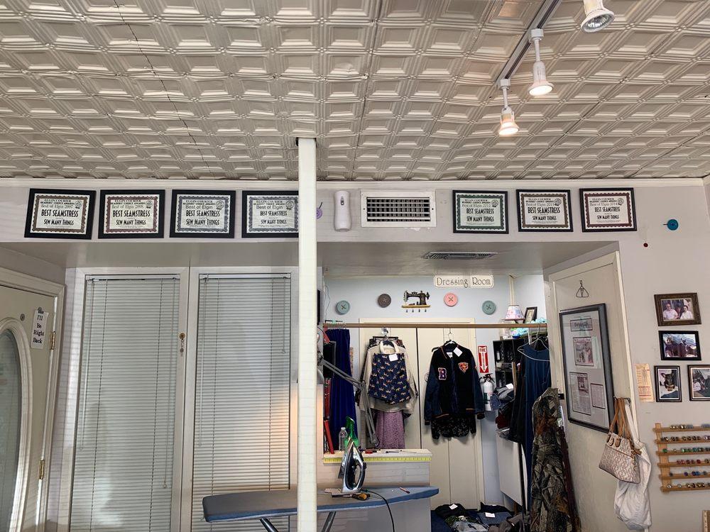 Sew Many Things: 119 North Main, Elgin, TX