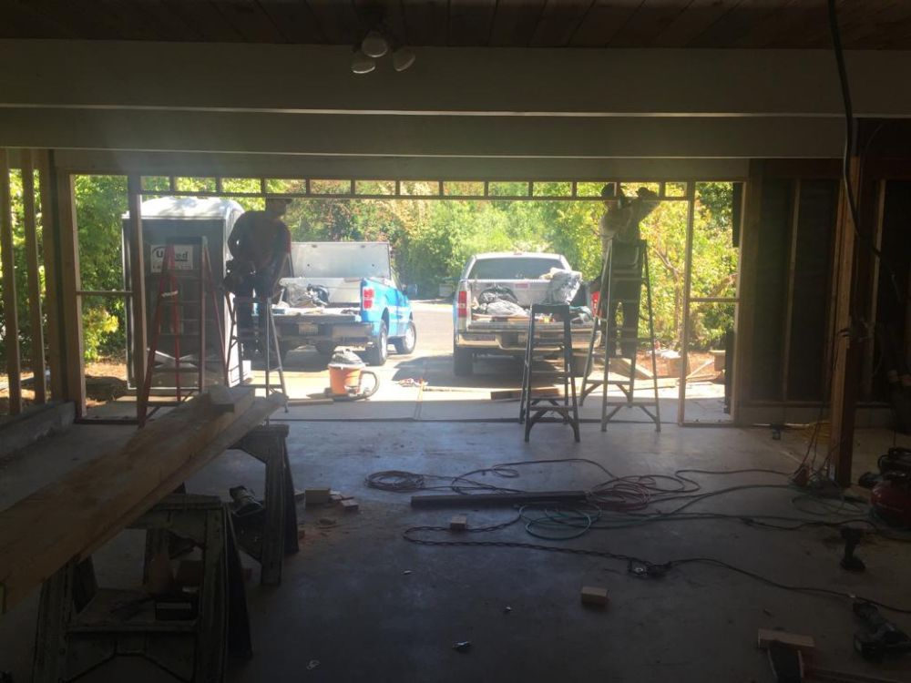 Exceptionnel Photo Of Garage Door Pros   Pleasanton, CA, United States. Fresh  Installation And