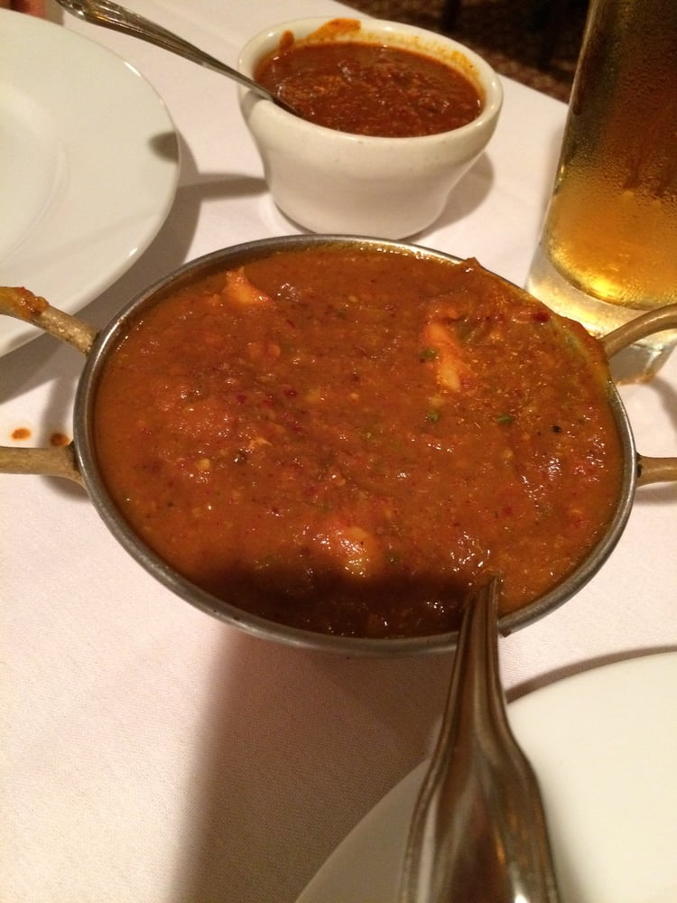 Prawn phall yelp for Ashiana indian cuisine
