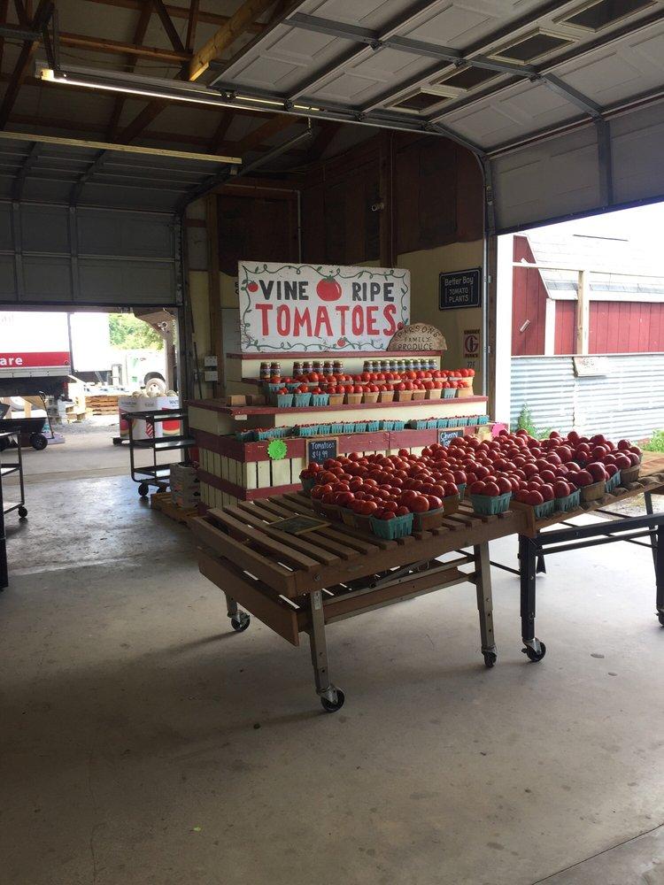 Parsons Farms Produce: 30381 Armory Rd, Dagsboro, DE