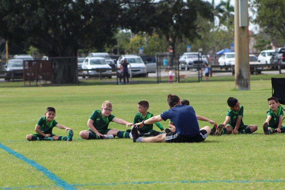 SFK Soccer Academy- Sports for Kids