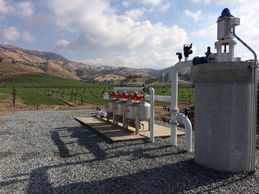 Exeter Irrigation: 1345 N Kaweah Ave, Exeter, CA