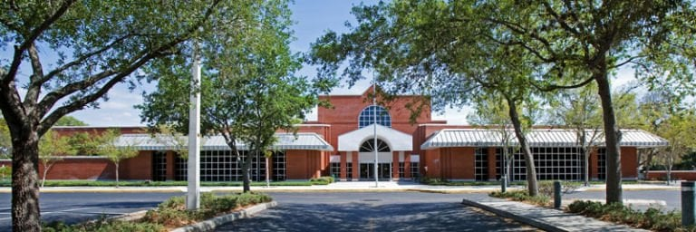 Hudson Area Branch Library: 8012 Library Rd, Hudson, FL