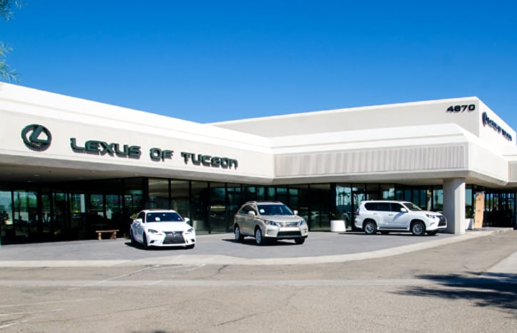 photos for lexus of tucson at the auto mall yelp. Black Bedroom Furniture Sets. Home Design Ideas