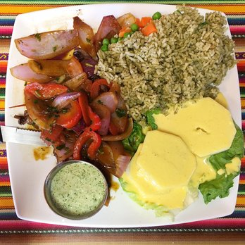 Photo Of Naylamp Peruvian Restaurant Oklahoma City Ok United States