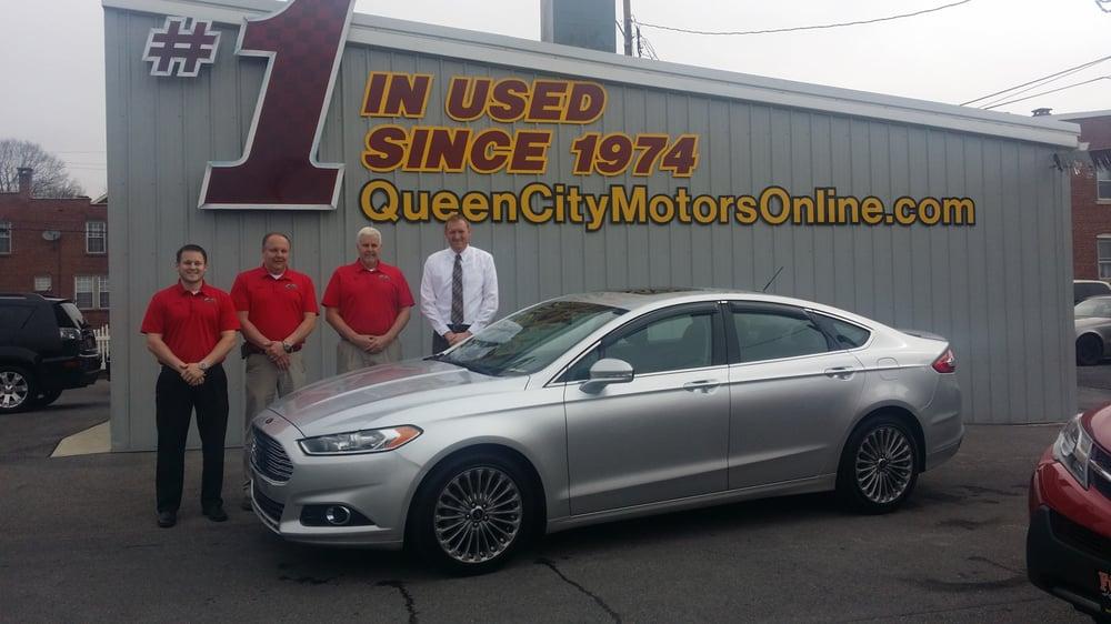 Queen city motors autohandelaars 99 henderson ave for Queen city motors cumberland md