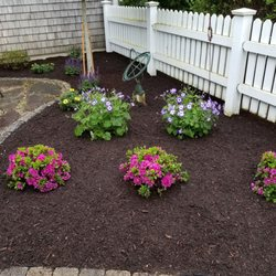 Photo Of R J Landscaping Plymouth Ma United States Flower Garden
