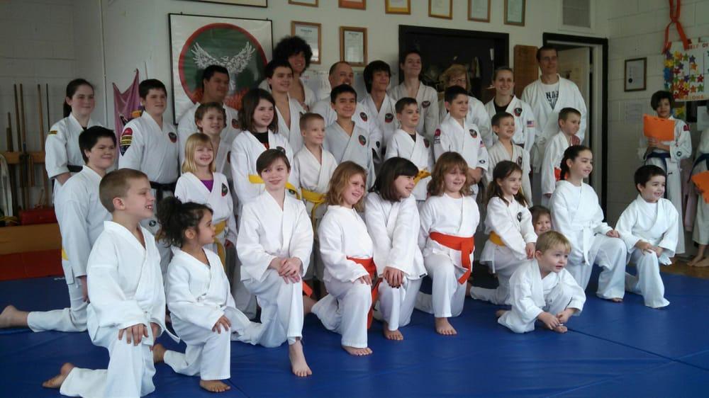 Academy of Okinawan Karate: 225 N Main St, Eureka, IL