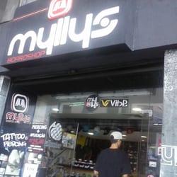 7249a2b63 Myllys Skateboards - Roupas Esportivas - Av. Conde da Boa Vista ...