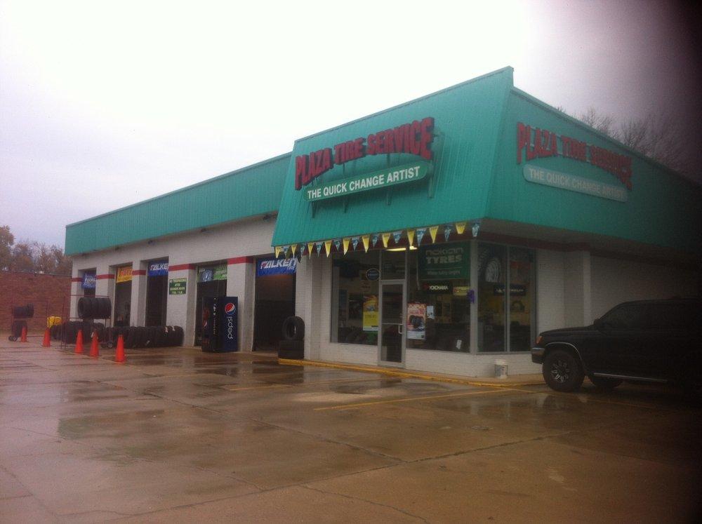 Plaza Tire Service: 920 S Main St, Piedmont, MO