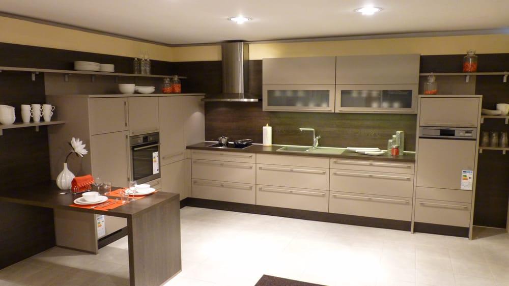 moderne k chen von nobilia yelp. Black Bedroom Furniture Sets. Home Design Ideas