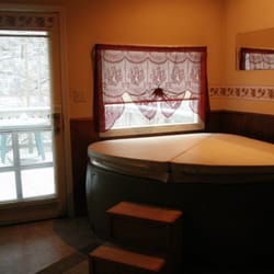 Delightful Photo Of Brookside Cabins   Luray, VA, United States. Cabin 2 Hot Tub ...