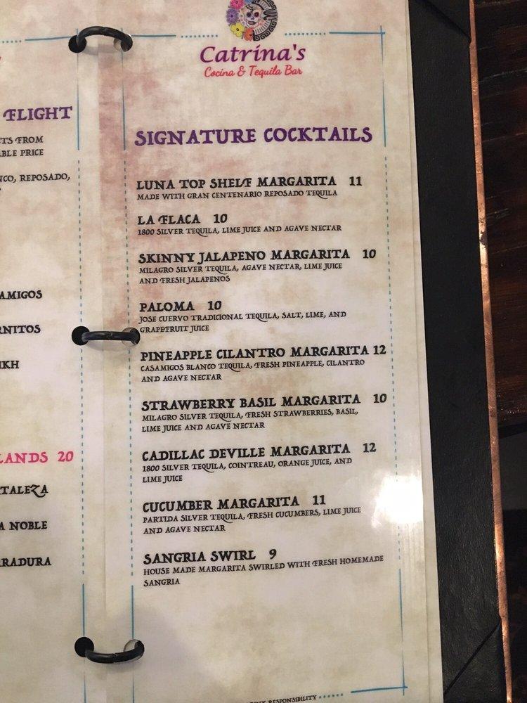 Photos for Catrina\'s Cocina & Tequila Bar - Yelp