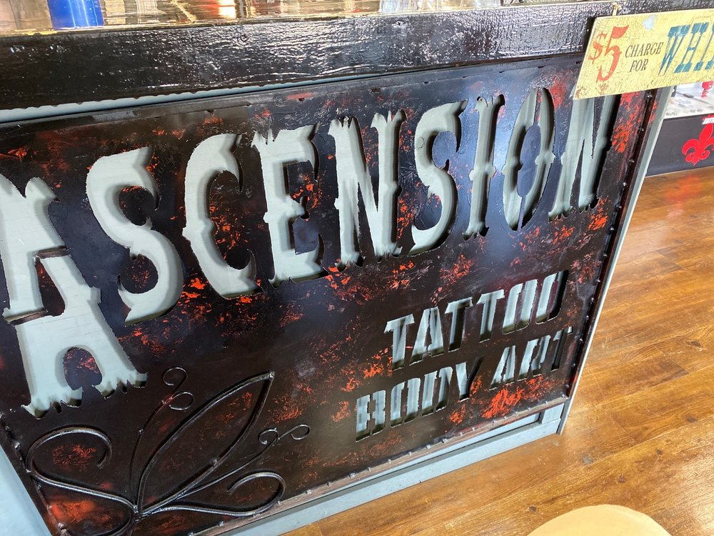 Ascension Body Art: 2713 N Center St, Maryville, IL