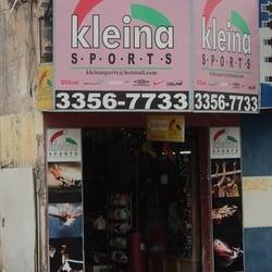 7bb654862 Kleina Sports - Artigos Esportivos - Av. Prefeito Erasto Gaertner ...