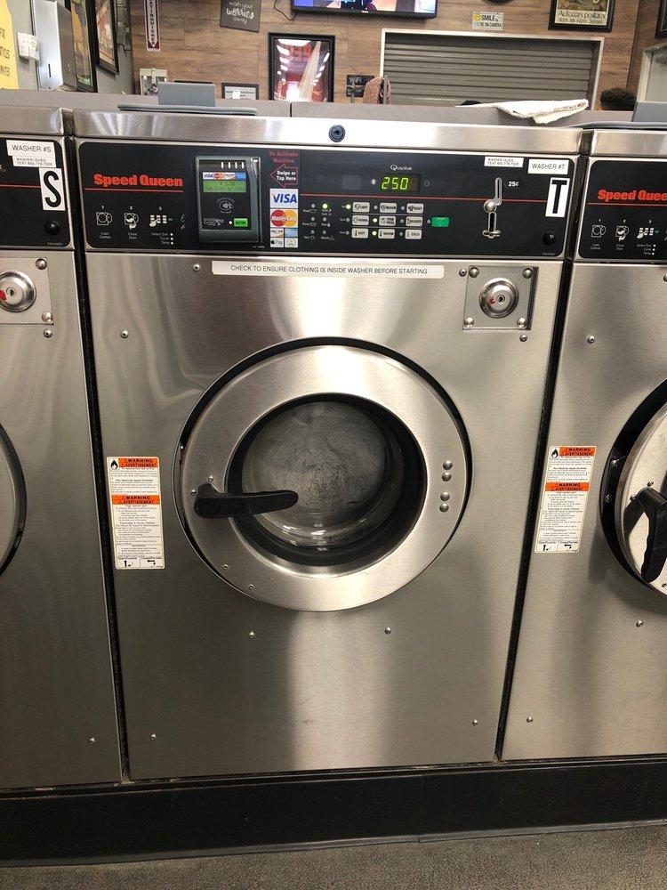 Meridian Laundromat: 4670 Meridian Ave, San Jose, CA