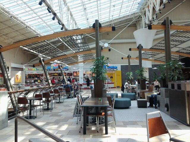 Lloyd Center Food Court Portland Or