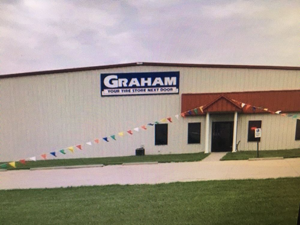 Graham Tire: 5319 Oliver St, Fremont, NE
