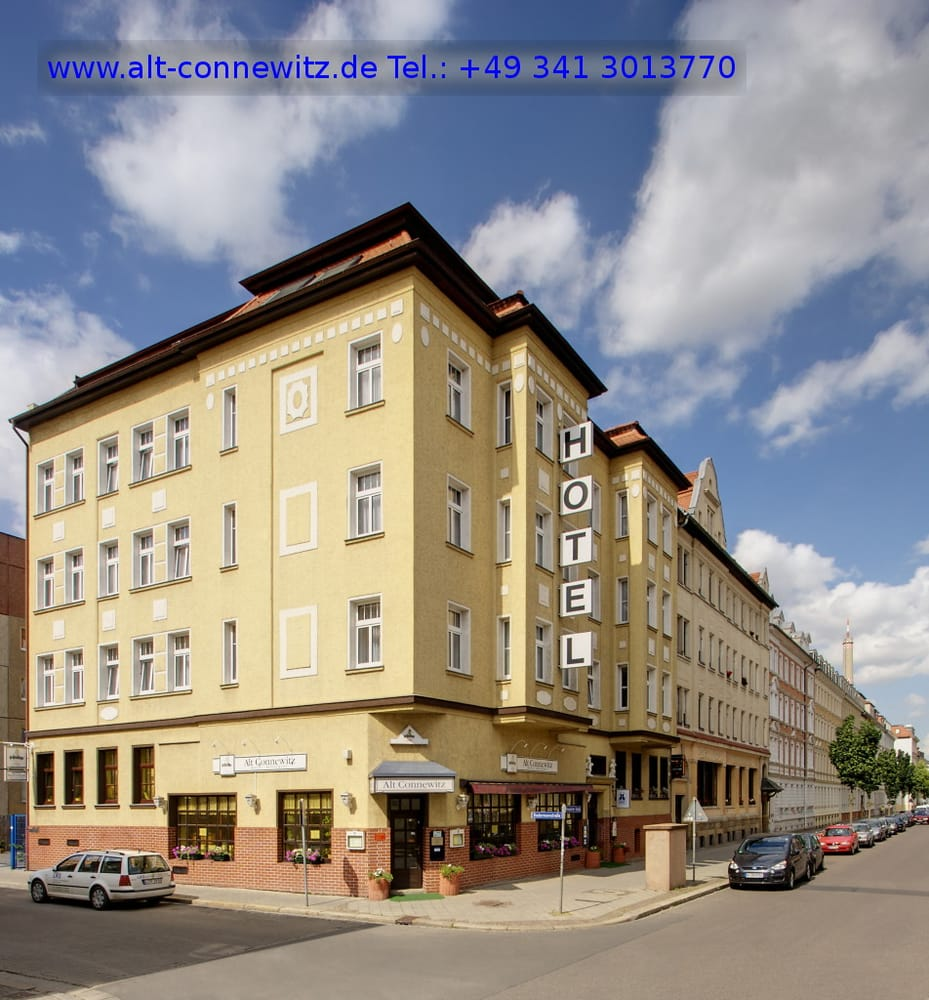 hotel alt connewitz 209 fotos hotel meusdorfer str. Black Bedroom Furniture Sets. Home Design Ideas