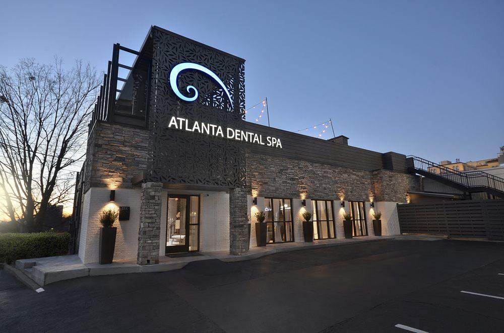 Atlanta Dental Spa: 664 N Highland Ave NE, Atlanta, GA