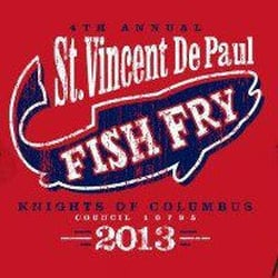 St vincent de paul fish fry seafood 14330 eagle run for The fish omaha
