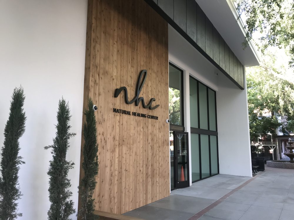 Natural Healing Center: 338 W D St, Lemoore, CA