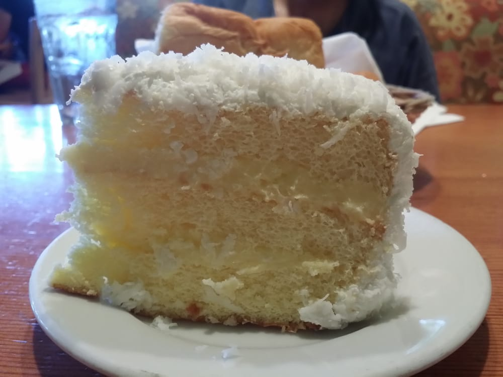 Halekulani Haupia Cake Recipe