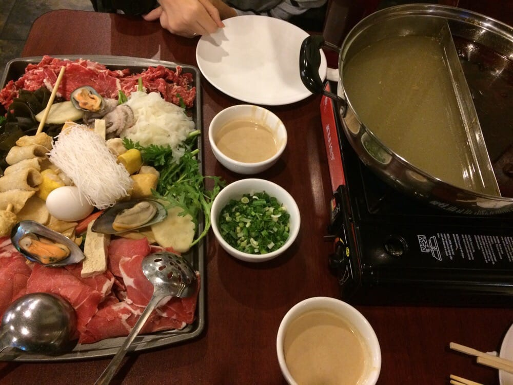 Hot pot yelp for Authentic cantonese cuisine