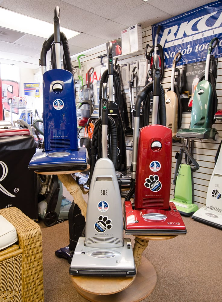 Fantastic Selection Of New And Used Vacuum Cleaners Yelp