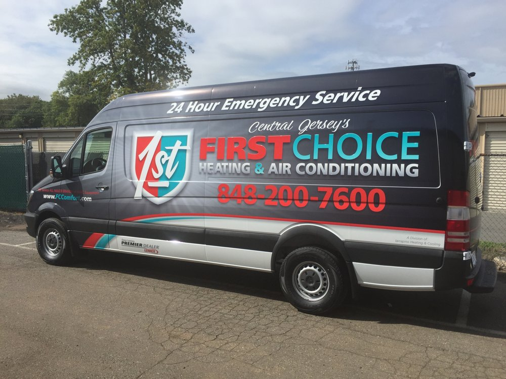 First Choice Heating and Cooling: 120 Liberty St, Metuchen, NJ