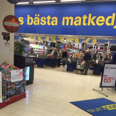 Eurocash Food Grocery Kungsvägen 5 Charlottenberg Sweden