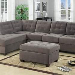 High Quality Photo Of Wholesale Furniture Brokers   Kamloops, BC, Canada. Burbank  Charcoal Waffle High ...