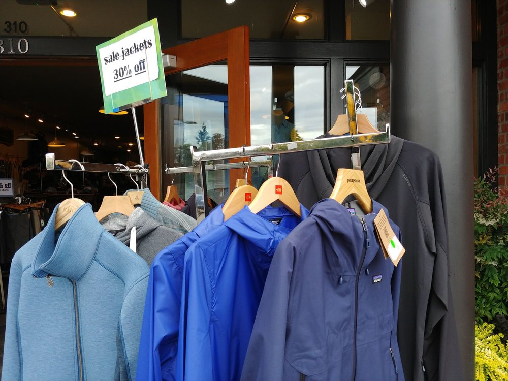 Wildernest Outdoor Store: 310 Winslow Way E, Bainbridge Island, WA
