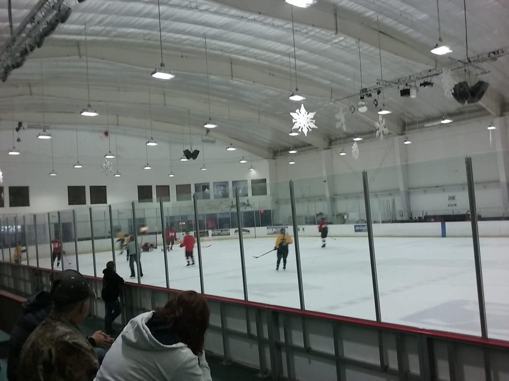 Aerodrome Ice Skating Complexes