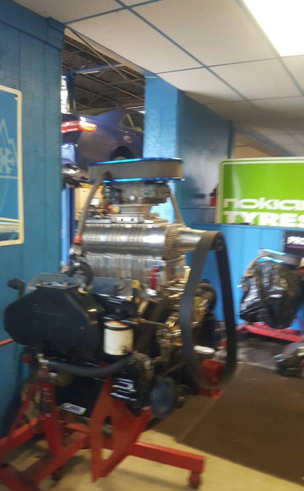 Bailey Tire Auto & Marine Service Inc. | 536 Englewood Ave., Buffalo, NY, 14223 | +1 (716) 834-4434