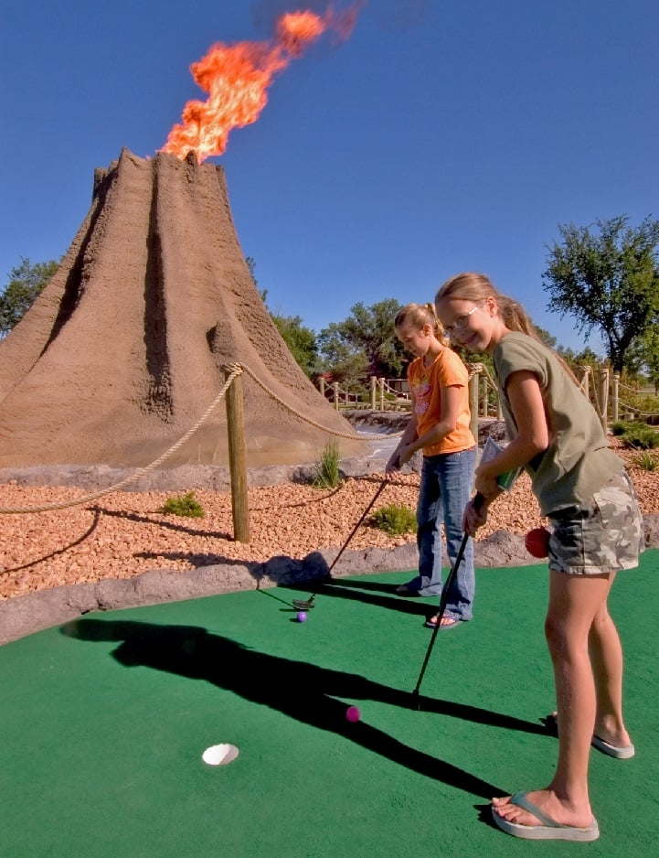 Social Spots from Wylie Thunder Mountain Miniature Golf