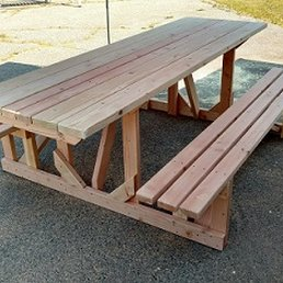 Woodcraft Cedar Furniture Company 13 Photos Outdoor Furniture